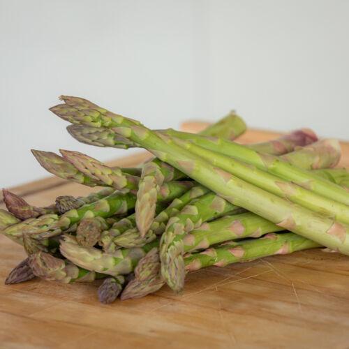 De Lierse asperges - Groene asperges